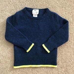 J. Crew boy's sweater